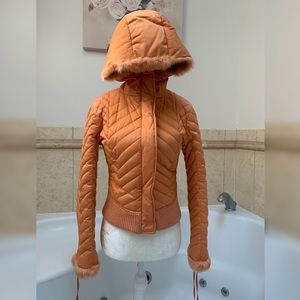 Vintage Bebe Winter Coat